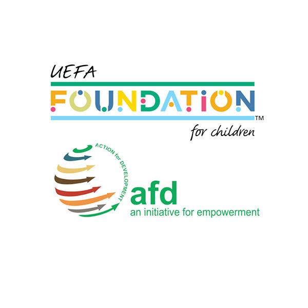 Fondation UEFA sur le terrain avec Action for Development