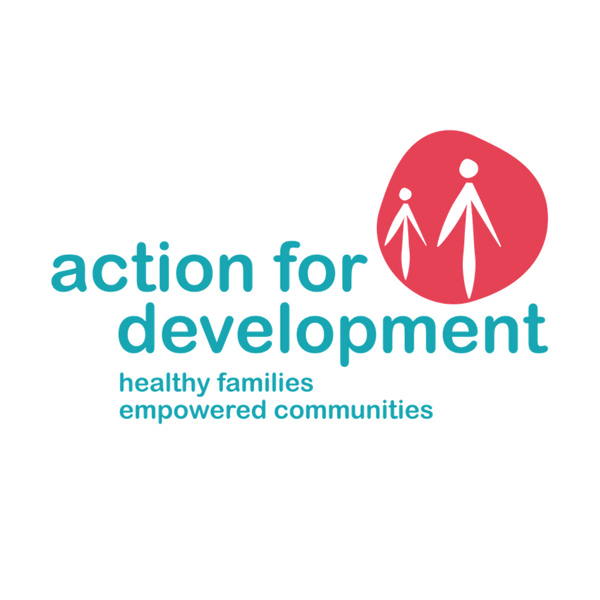 Nouveau logo, nouveau look, nouvel Action for Development