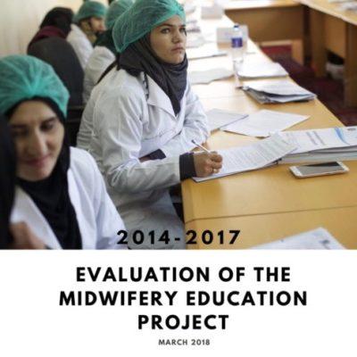 Evaluation du projet de formation des sage-femmes