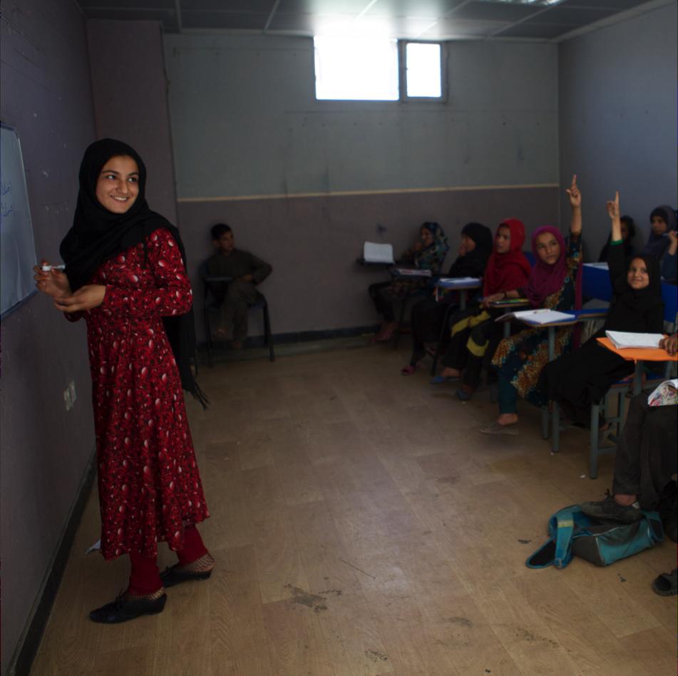 L'autonomisation des femmes chez AfD: pour une génération de jeunes femmes éduquées