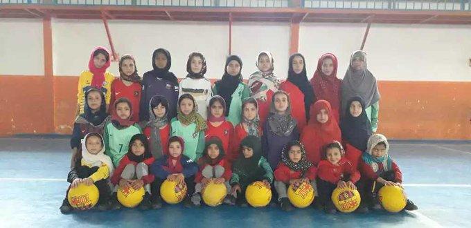 Le football féminin en Afghanistan, « une lucarne de liberté »