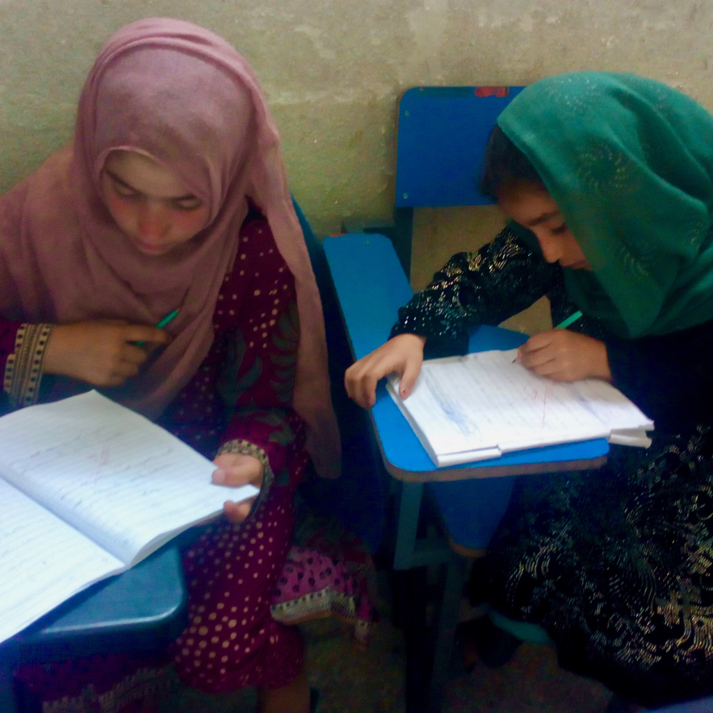 Education more relevant than ever for Afghanistan's future