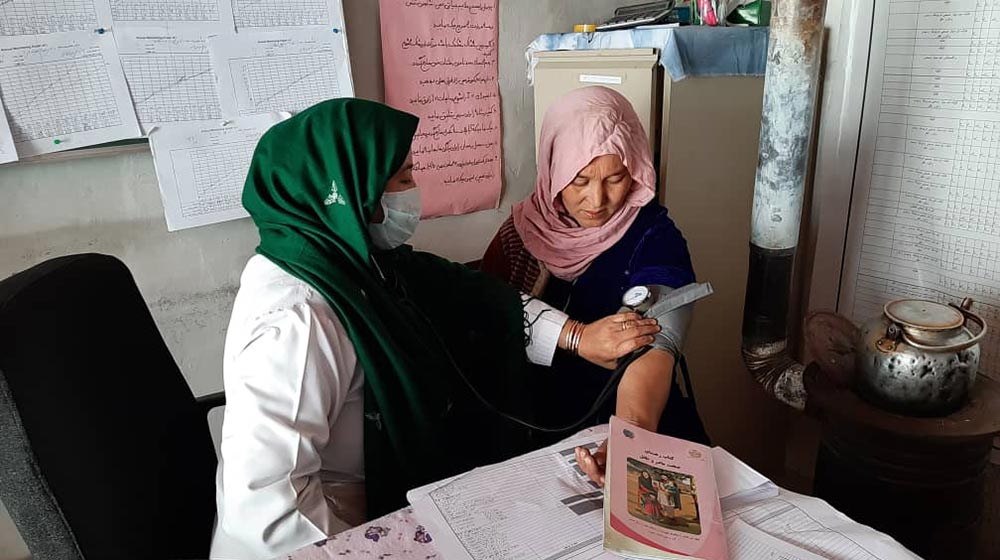 Midwives on the front lines working to reverse Afghanistan's high maternal death rate