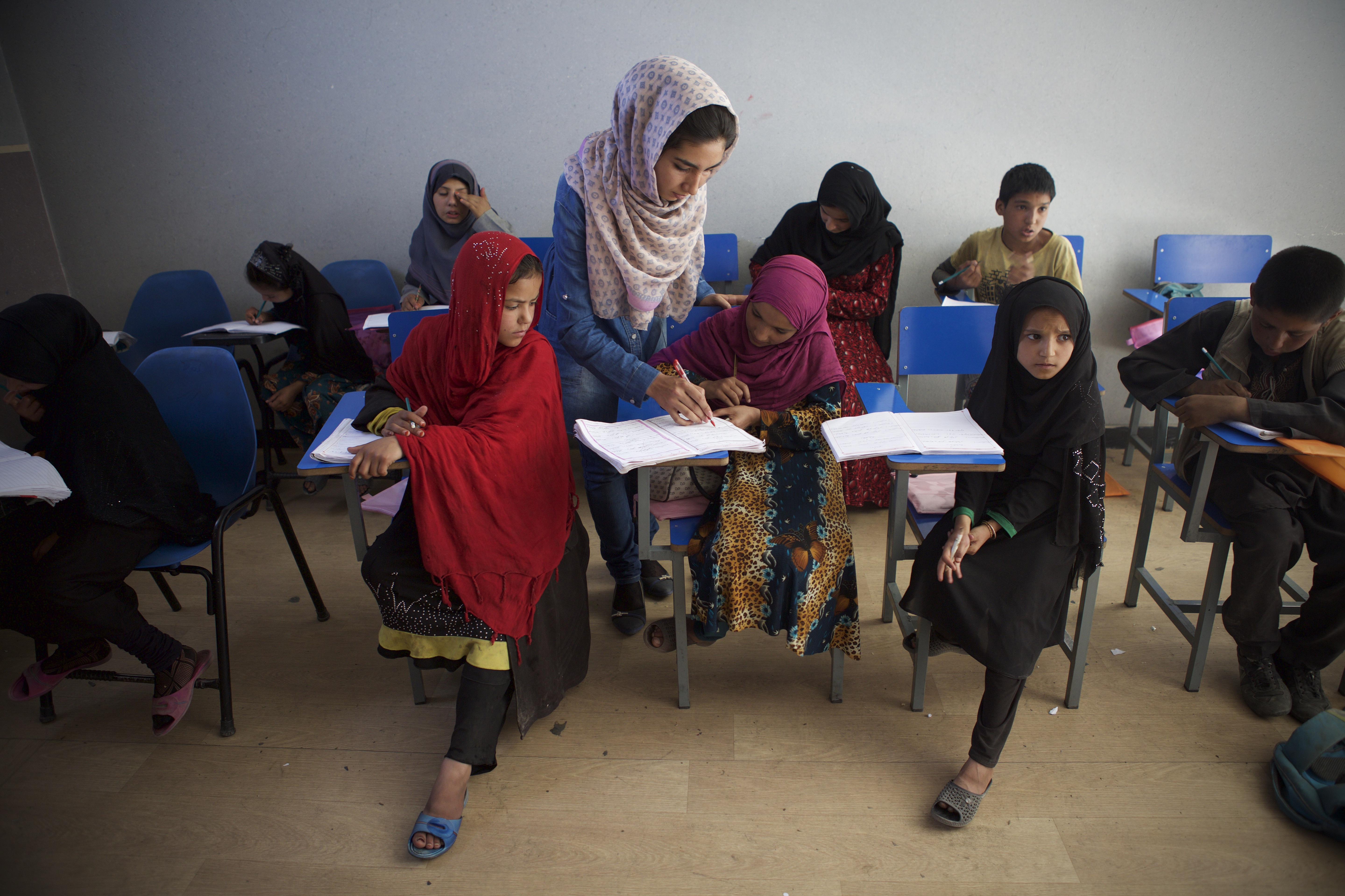 Inclusion and Education: the impact on girls
