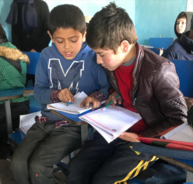 International Day For Street Children – The reopening of the education centers